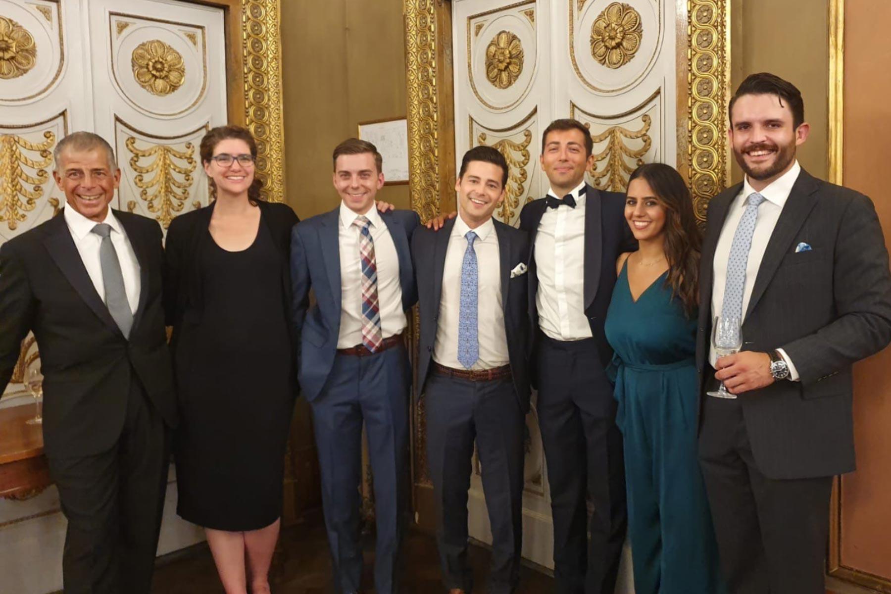 Deallus Leadership Team Event 2019